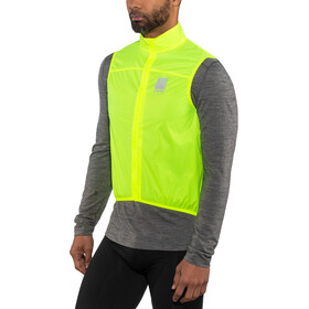 Northwave Breeze 2 Vest Herren yellow fluo